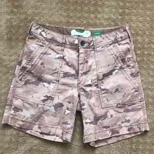 The Wanderer shorts from Anthropologie